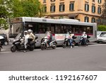 vatican city  italy  may 9 ...   Shutterstock . vector #1192167607