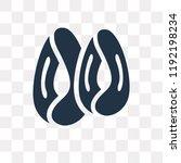hair sample vector icon...   Shutterstock .eps vector #1192198234