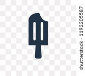 Ice Pop Vector Icon Isolated O...