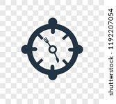 preparation vector icon... | Shutterstock .eps vector #1192207054