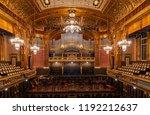 budapest  hungary   september... | Shutterstock . vector #1192212637