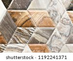 abstract tile background | Shutterstock . vector #1192241371