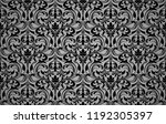 wallpaper in the style of... | Shutterstock .eps vector #1192305397