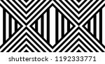 seamless pattern with striped... | Shutterstock .eps vector #1192333771