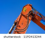 close detail of a part of a... | Shutterstock . vector #1192413244