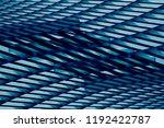 close up of metal grid... | Shutterstock . vector #1192422787