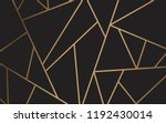 modern mosaic wallpaper in... | Shutterstock .eps vector #1192430014