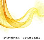 abstract vector background with ... | Shutterstock .eps vector #1192515361