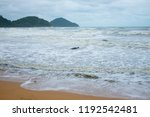 coral blue sea in east region...   Shutterstock . vector #1192542481
