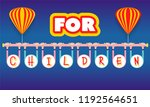 vector abstract illustration...   Shutterstock .eps vector #1192564651