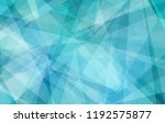 blue background with abstract... | Shutterstock . vector #1192575877