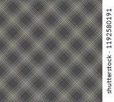 seamless tartan wallpaper.... | Shutterstock .eps vector #1192580191