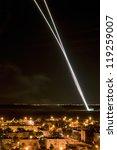 israel  the city of be'er sheva.... | Shutterstock . vector #119259007