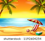 vector illustration of the... | Shutterstock .eps vector #1192604254