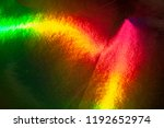 holographic colorful background | Shutterstock . vector #1192652974