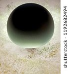 halogen orb floor light closeup  | Shutterstock . vector #1192682494