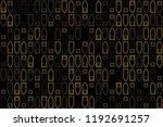 beautiful geometric pattern...   Shutterstock .eps vector #1192691257
