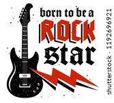 typography slogan for t shirt... | Shutterstock .eps vector #1192696921