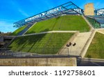 paris  france   september 29 ...   Shutterstock . vector #1192758601