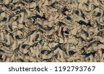 modern pattern with crowd of... | Shutterstock . vector #1192793767