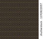 chevron seamless pattern ... | Shutterstock .eps vector #1192822057