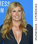 Small photo of LOS ANGELES - AUG 09: Connie Britton arrives to the Hollywood Foreign Press Association's Annual Grants Banquet on August 9, 2018 in Hollywood, CA
