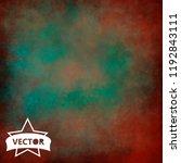 painted grunge backgroud. high... | Shutterstock .eps vector #1192843111