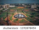 bras lia  df  brazil   october... | Shutterstock . vector #1192878454