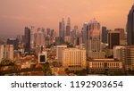 kuala lumpur  malaysia  ...   Shutterstock . vector #1192903654