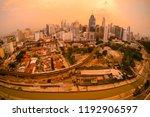 kuala lumpur  malaysia  ...   Shutterstock . vector #1192906597