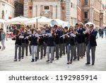 perugia  italy  may 13  2013 ... | Shutterstock . vector #1192985914