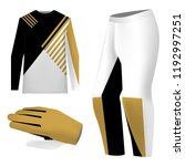 templates jersey for mountain... | Shutterstock .eps vector #1192997251