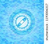 bandage plaster icon inside sky ... | Shutterstock .eps vector #1193006317