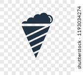 floss vector icon isolated on...   Shutterstock .eps vector #1193034274