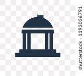 government buildings vector... | Shutterstock .eps vector #1193036791