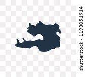 austria map vector icon... | Shutterstock .eps vector #1193051914