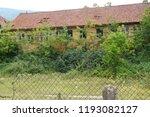 an old deserted socialist... | Shutterstock . vector #1193082127