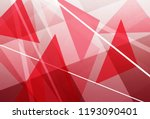 abstract red and white... | Shutterstock . vector #1193090401