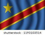 democratic republic of the... | Shutterstock .eps vector #1193103514
