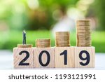 New Year 2019 Business And...