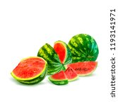 fresh  nutritious and tasty... | Shutterstock .eps vector #1193141971