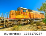 barstow  california  usa  ... | Shutterstock . vector #1193170297