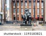 medellin  colombia  march 5 ... | Shutterstock . vector #1193183821