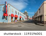 bridgetown  barbados   december ... | Shutterstock . vector #1193196001
