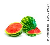 fresh  nutritious and tasty... | Shutterstock .eps vector #1193219194