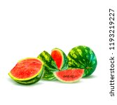 fresh  nutritious and tasty... | Shutterstock .eps vector #1193219227