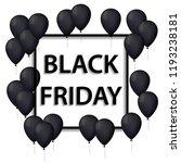 vector illustration of black... | Shutterstock .eps vector #1193238181