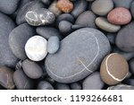 abstract background with round...   Shutterstock . vector #1193266681