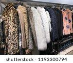 female snake pattern style... | Shutterstock . vector #1193300794
