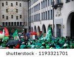 brussels  belgium. 2nd oct.... | Shutterstock . vector #1193321701